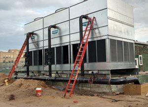 NEMO Fabrication Services - Installation