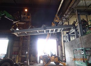 NEMO Fabrication Services - Rigging