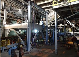 NEMO Fabrication Services - Structural Steel