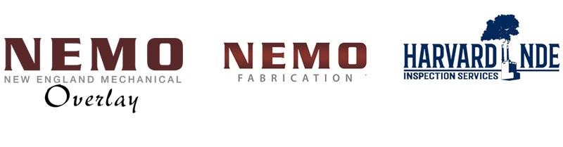 New England Mechanical Overlay, NEMO Fabrication, and Harvard NDE
