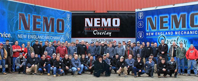 NEMO Fabrication Welders
